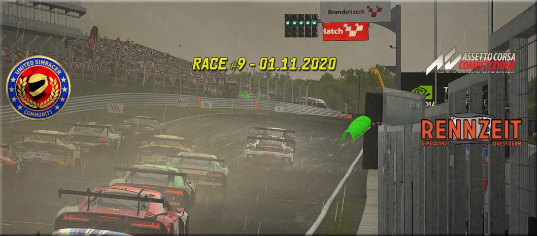 Lauf #9 Brands Hatch