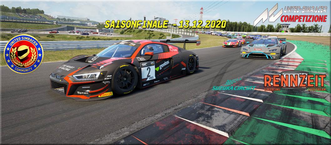 Saisonfinale Lauf #12 Suzuka