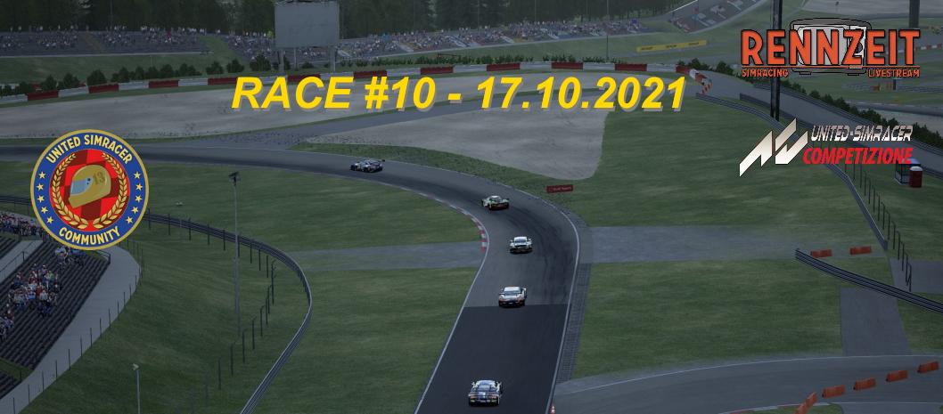 Lauf #10 Nürburgring